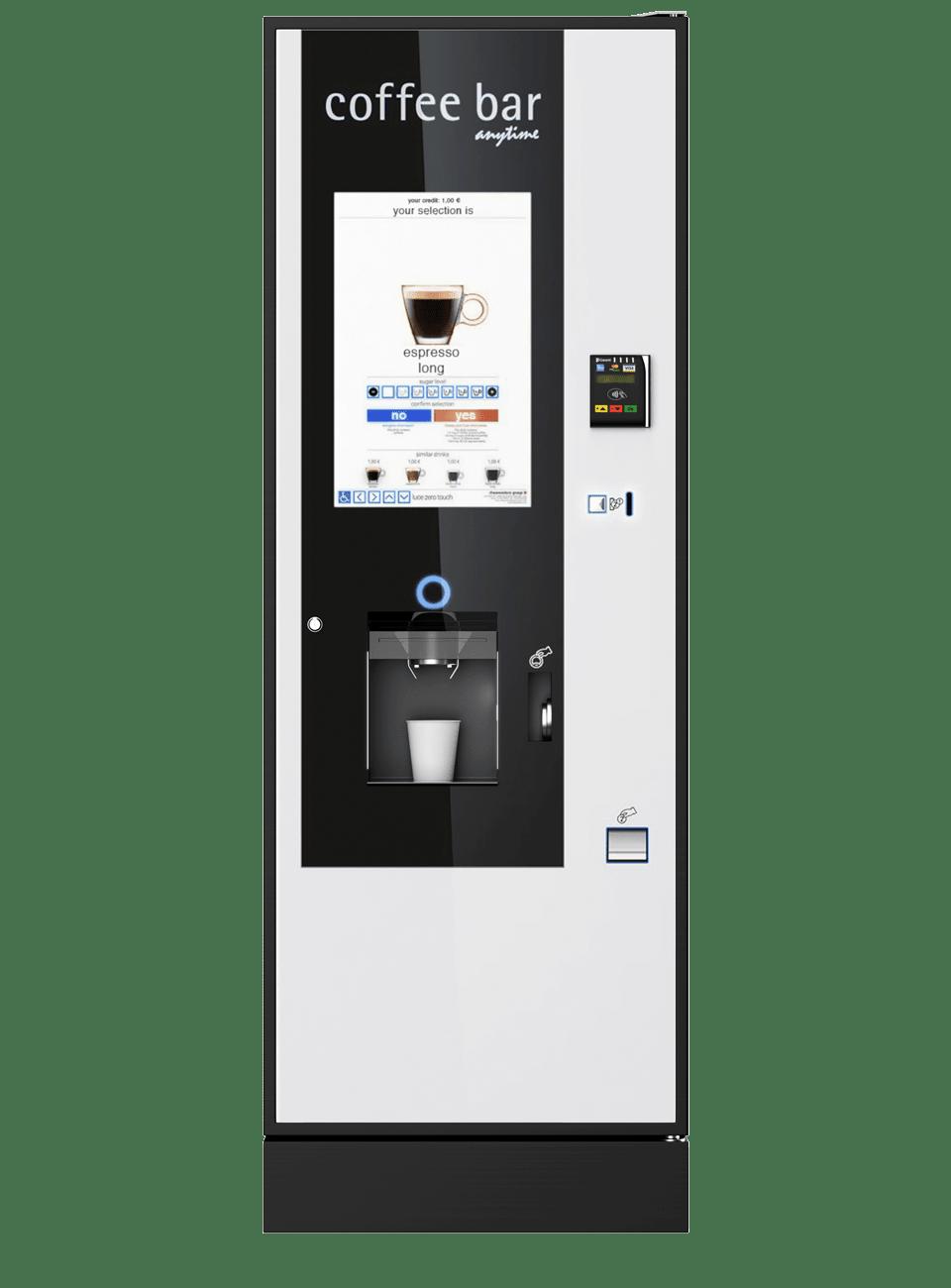 Luce Touch Çekirdek Kahve Otomatı